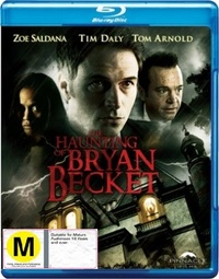 The Haunting of Bryan Becket on Blu-ray