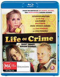 Life of Crime on Blu-ray