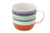 Maxwell & Williams Boat Club Mug - Orange (400ml)