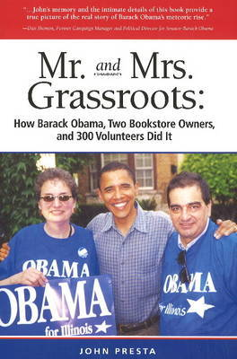 Mr and Mrs Grassroots by John Presta image