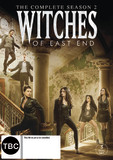 The Witches Of East End Season 2 DVD
