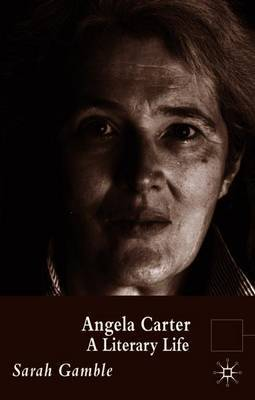 Angela Carter by Sarah Gamble image