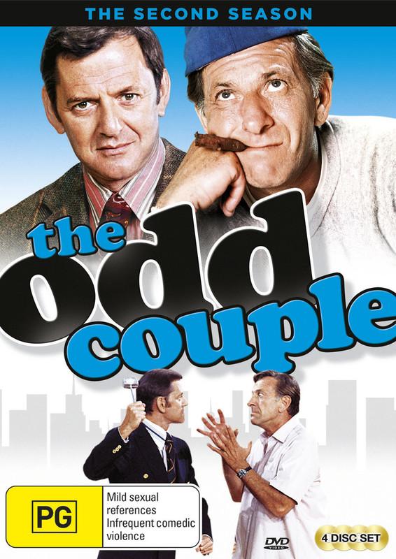 The Odd Couple - The Second Season on