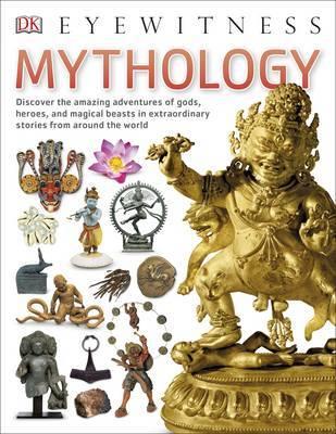 Mythology by DK image