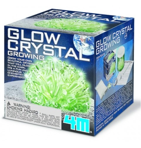 4M: Science Glow Crystal Growing