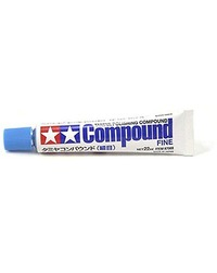 Tamiya Polishing Compound - Fine