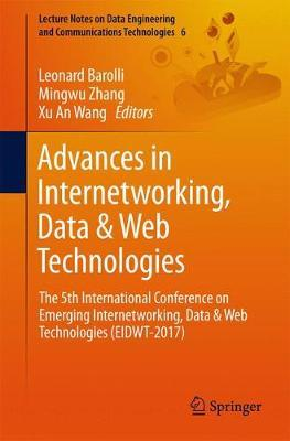 Advances in Internetworking, Data & Web Technologies image