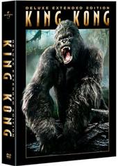 King Kong Deluxe Edition (2005) on DVD