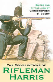 The Recollections of Rifleman Harris by Benjamin Harris image