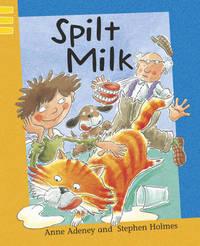 Reading Corner: Spilt Milk by Anne Adeney image