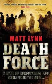 Death Force by Matt Lynn image