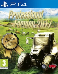 Professional Farmer 2017 Gold Edition for PS4