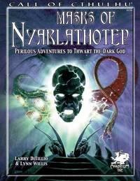 Masks of Nyarlathotep by Larry Ditillio