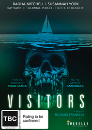 Visitors (2003) on DVD