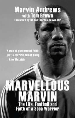 Marvellous Marvin by Marvin Andrews