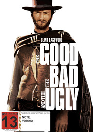 The Good, The Bad And The Ugly on DVD