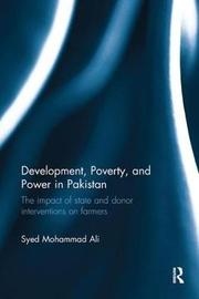Development, Poverty and Power in Pakistan by Syed Mohammad Ali image