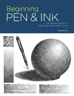 Portfolio: Beginning Pen & Ink by Desarae Lee