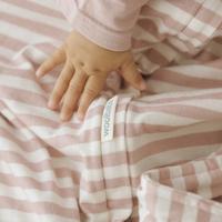 Woolbabe 3 Seasons Zip Front Sleep Bag - Dusk (2-4 Years)
