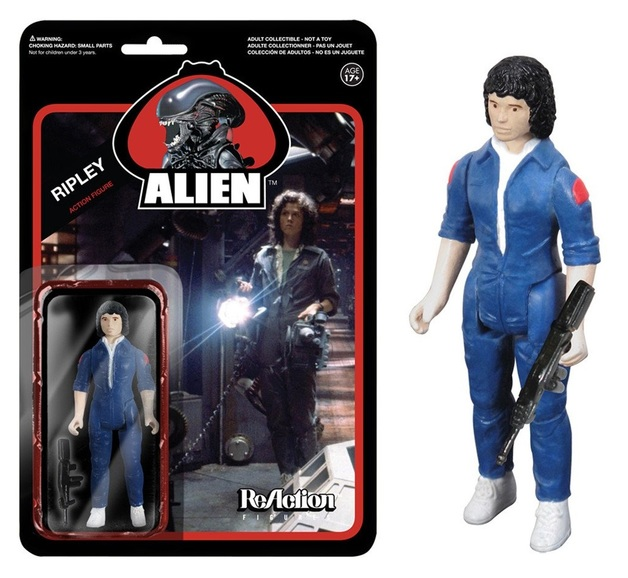 Alien: Ripley - ReAction Figure
