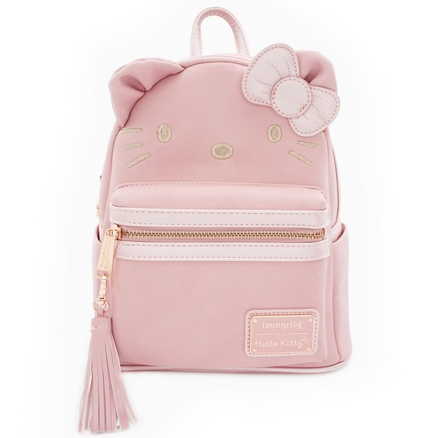 9672e7b72 Loungefly Hello Kitty - Pink Kitty Mini Backpack | Girl's | at Mighty Ape NZ