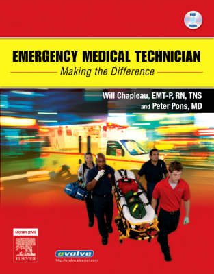 Emergency Medical Technician by Will Chapleau image