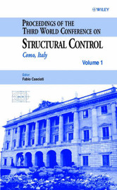 Proceedings of the Third World Conference on Structural Control image