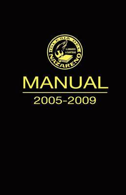 Manual 2005-2009 Iglesia Del Nazareno (Manual, Church of the Nazarene, Spanish) by Church of the Nazarene image
