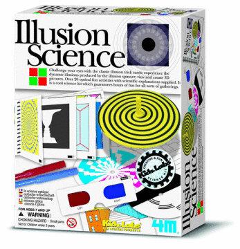 4M: Kidz Labs Illusion Science image
