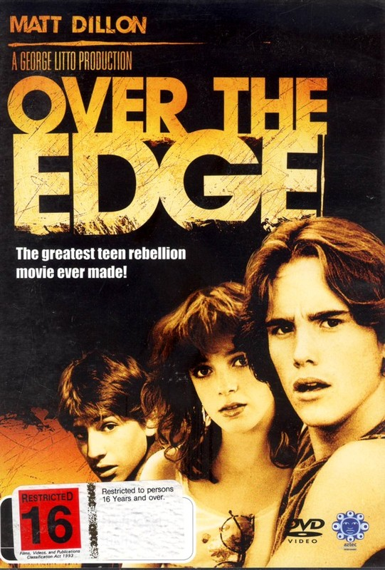 Over The Edge on DVD