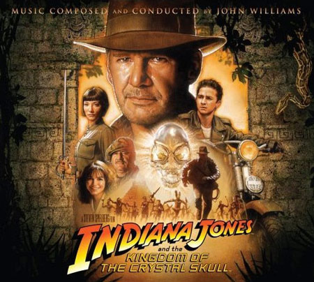 Indiana Jones and the Kingdom of the Crystal Skull by Original Soundtrack
