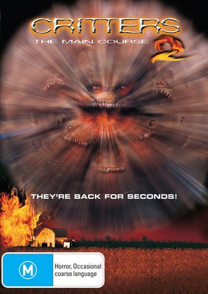 Critters 2 on DVD