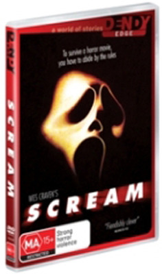 Scream on DVD