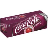 Cherry Coke Fridge Pack (355ml)