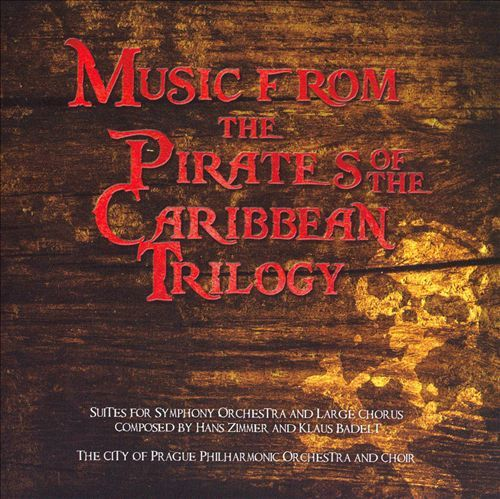 Music From The Pirates of the Caribbean Trilogy by Hans Zimmer