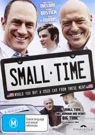 Small Time on DVD