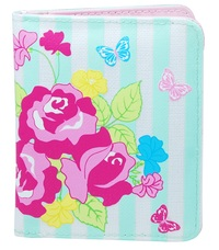 Pink Poppy: High Tea Princess Wallet - Mint
