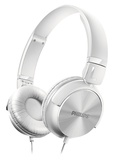 Philips DJ Style On-Ear Headphones (White)