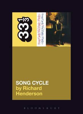 Van Dyke Parks' Song Cycle by Richard Henderson
