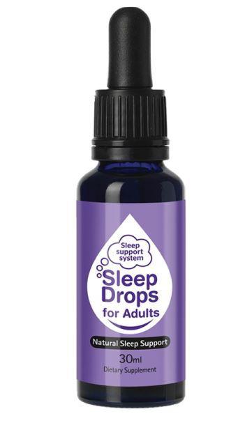 Sleep Drops for Adults (30ml)