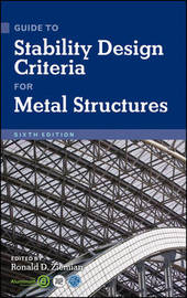 Guide to Stability Design Criteria for Metal Structures image