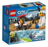 LEGO City: Coast Guard Starter Set (60163)