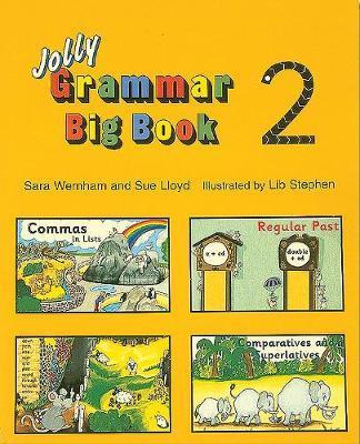 Grammar Big Book 2 by Sara Wernham image