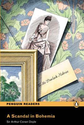 """Scandal in Bohemia"": Level 3, RLA by Sir Arthur Conan Doyle image"