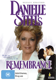 Danielle Steel's: Remembrance on DVD image