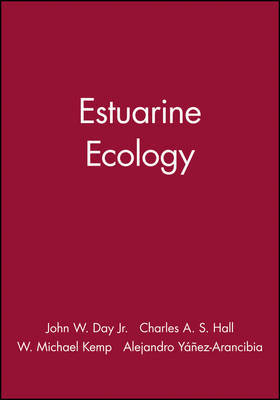 Estuarine Ecology by John W. Day image