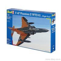 Revell 1/32 F-4F Phantom Ii Wtd61 Scale Model Kit
