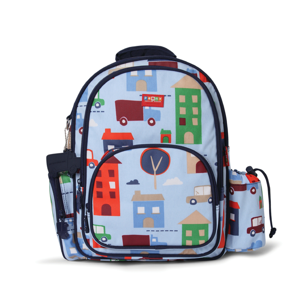 Big City Large Backpack