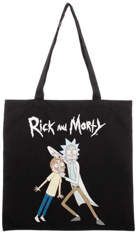 Rick & Morty - Canvas Tote Bag