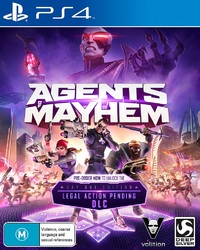 Agents of Mayhem for PS4